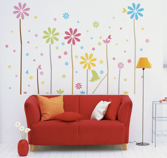 Wall sticker 11