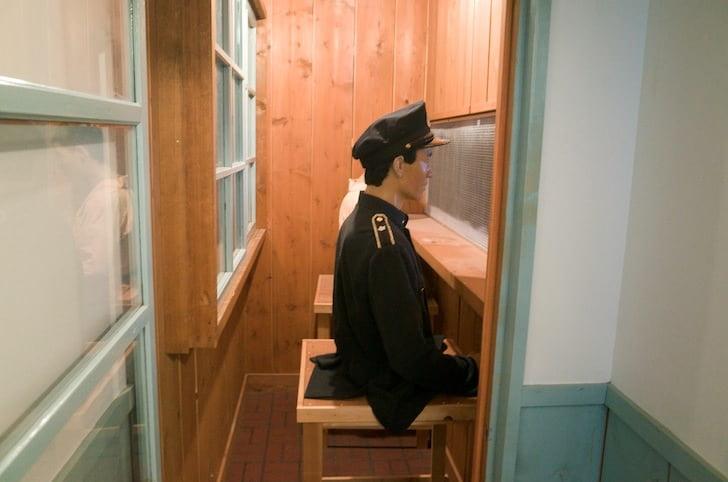 Abashiri jail 16