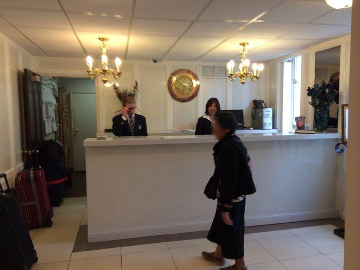 Barklay hotel 4