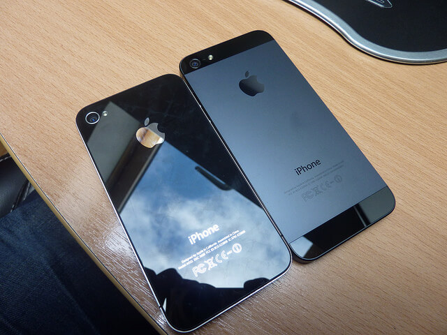 Iphone vibration customize title