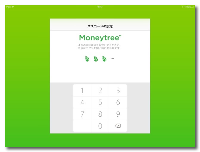 Moneytree for ipad 3