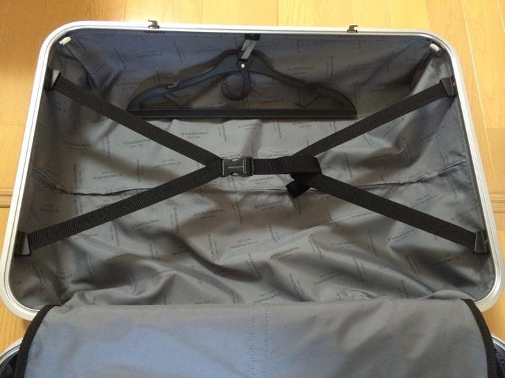 Everwin suitcase 13