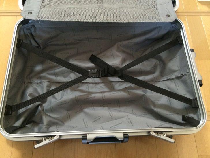 Everwin suitcase 14