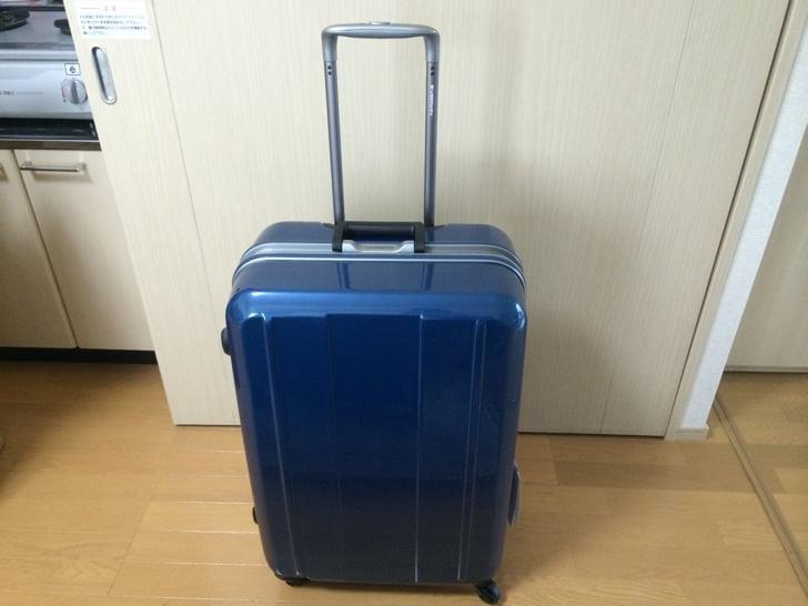 Everwin suitcase 2