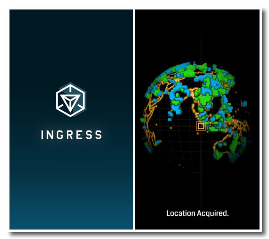 Important point to play ingress title