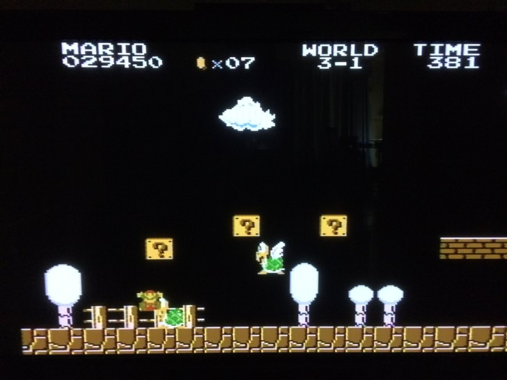 Supermario bros fatal case 3