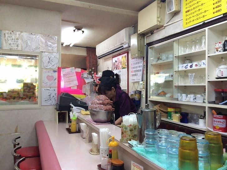 Sasebo burger hikari 3