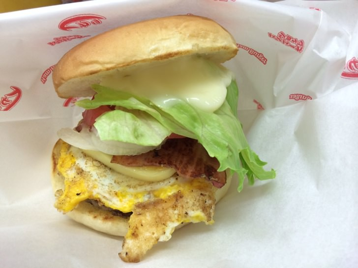 Sasebo burger hikari 6