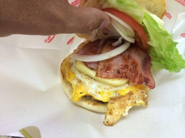 Sasebo burger hikari 7