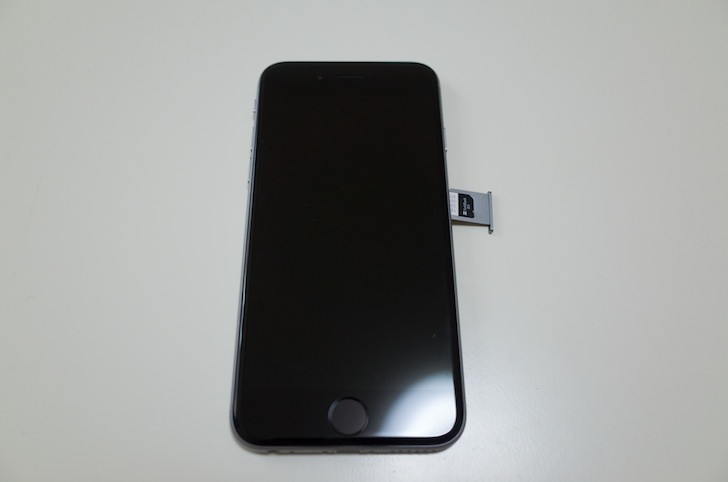 Softbank iphone5s sim to simfree iphone6 3