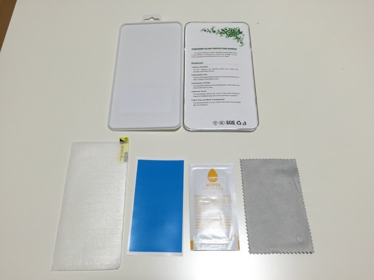 Glass film for iphone6 4