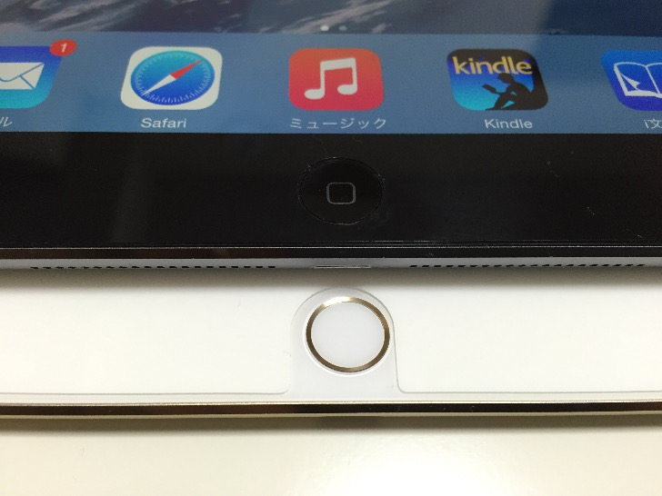 Ipad air 2 compared with previous gen 2