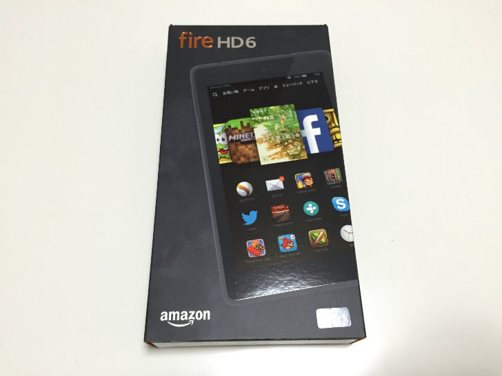 Amazon kindle fire hd 6 1