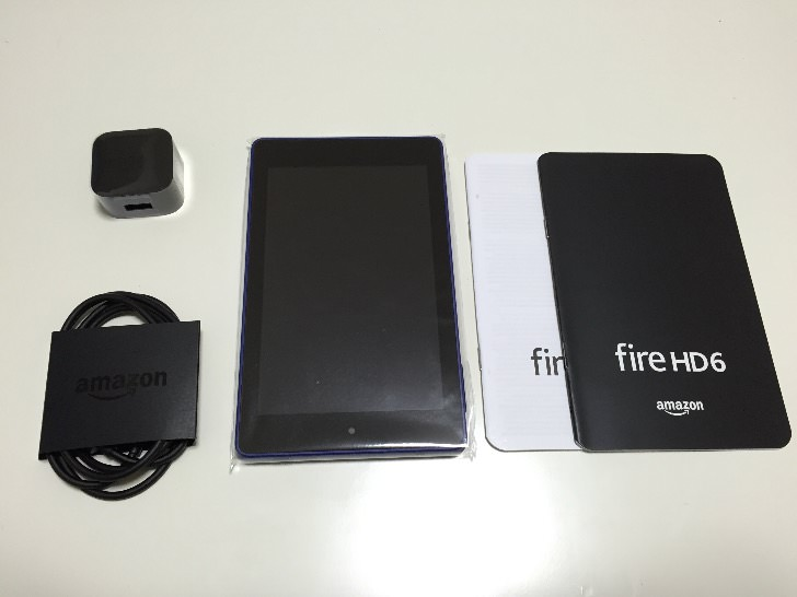 Amazon kindle fire hd 6 5