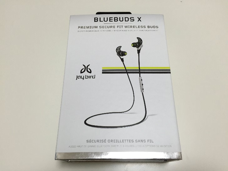 Jaybird bluebuds bluetooth headphone 1