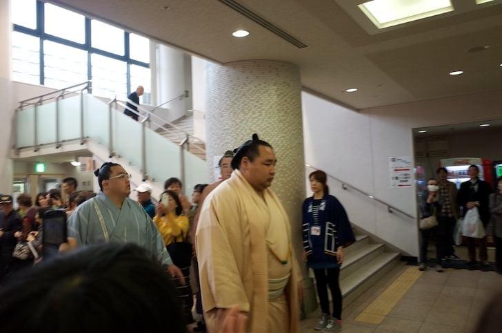 Sumo kyushu basho 19