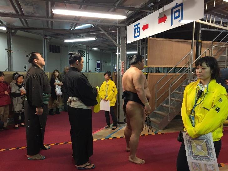 Sumo kyushu basho 26