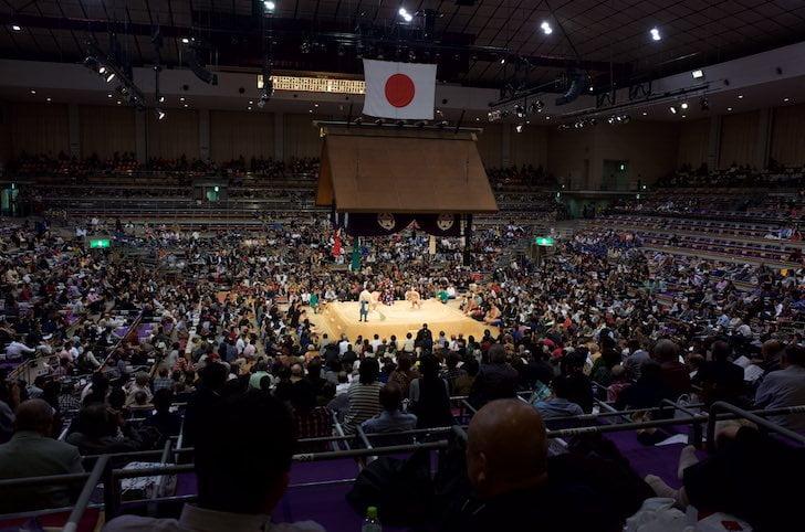 Sumo kyushu basho 29