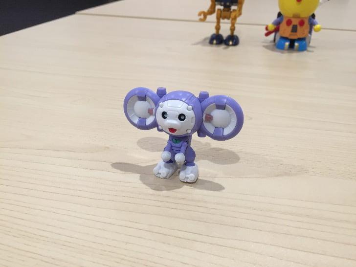 Chogokin chogattai sf robot fujiko f fujio characters 10