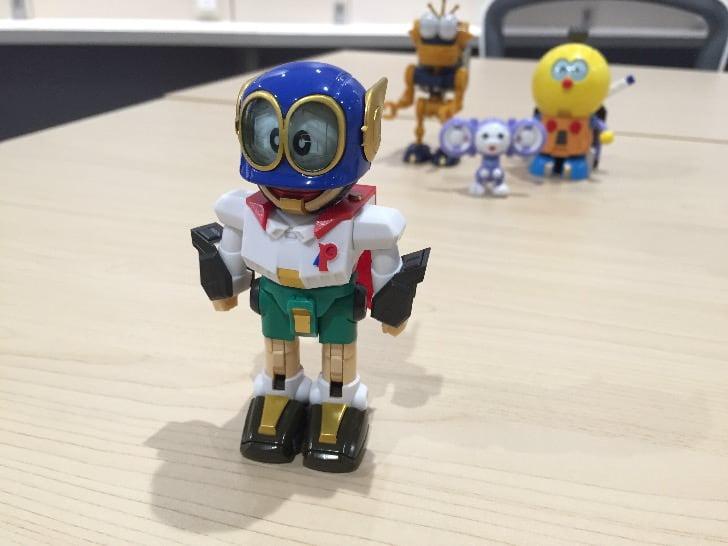 Chogokin chogattai sf robot fujiko f fujio characters 11