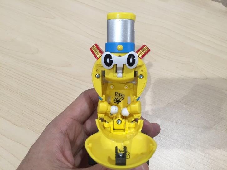 Chogokin chogattai sf robot fujiko f fujio characters 16