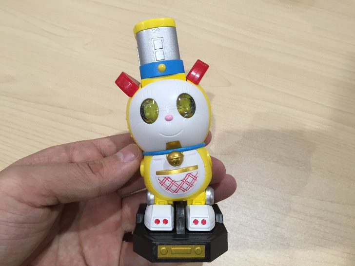 Chogokin chogattai sf robot fujiko f fujio characters 17