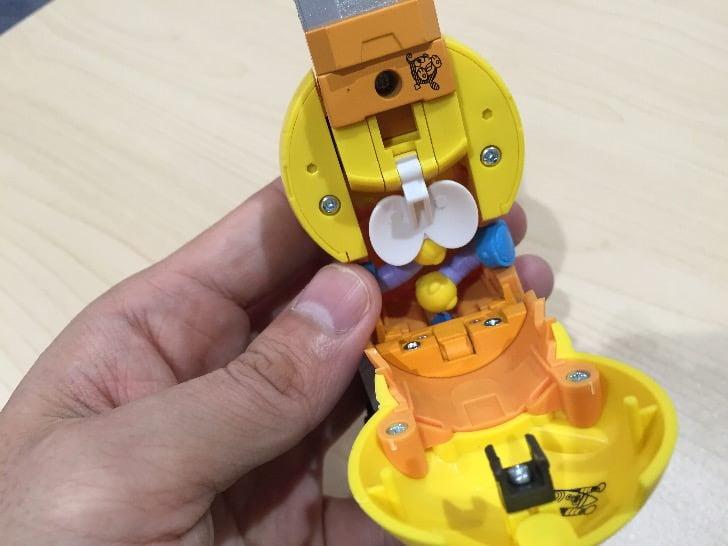 Chogokin chogattai sf robot fujiko f fujio characters 18
