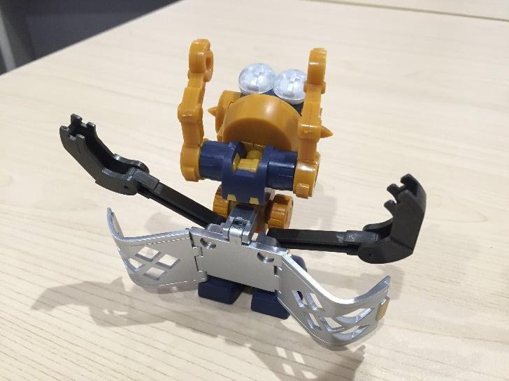 Chogokin chogattai sf robot fujiko f fujio characters 22