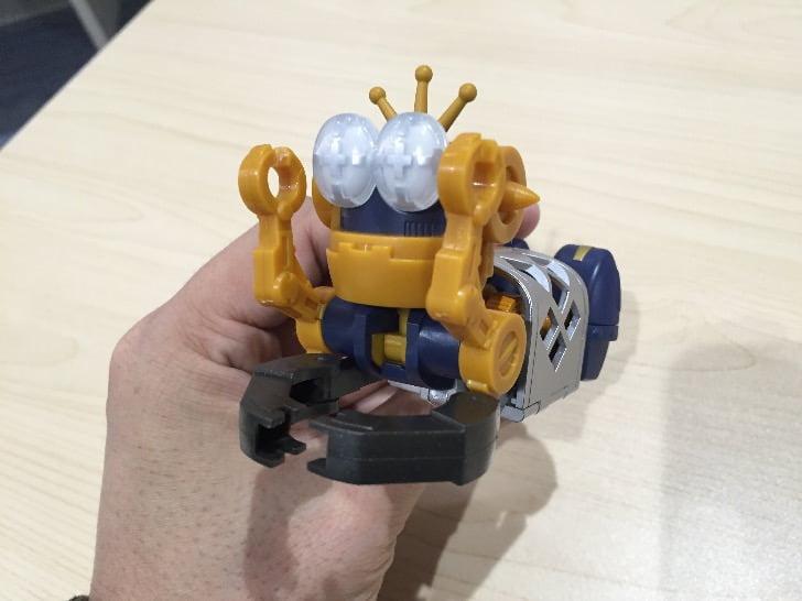 Chogokin chogattai sf robot fujiko f fujio characters 23