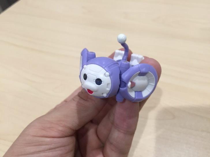 Chogokin chogattai sf robot fujiko f fujio characters 24