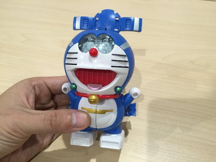Chogokin chogattai sf robot fujiko f fujio characters 29