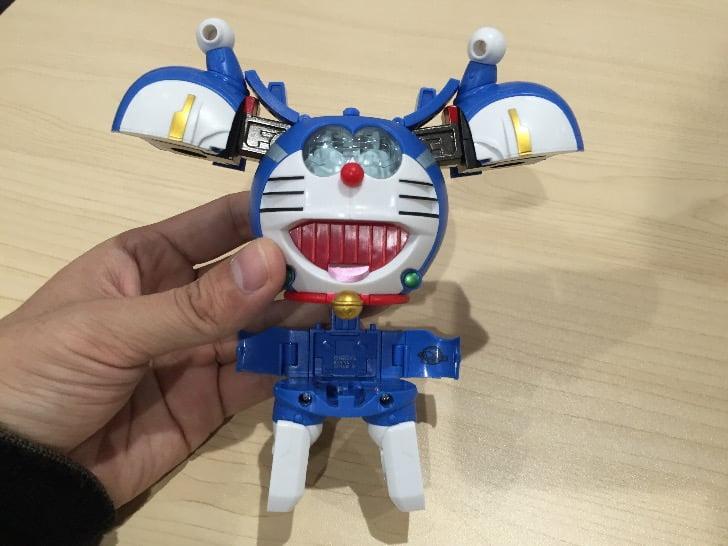Chogokin chogattai sf robot fujiko f fujio characters 30