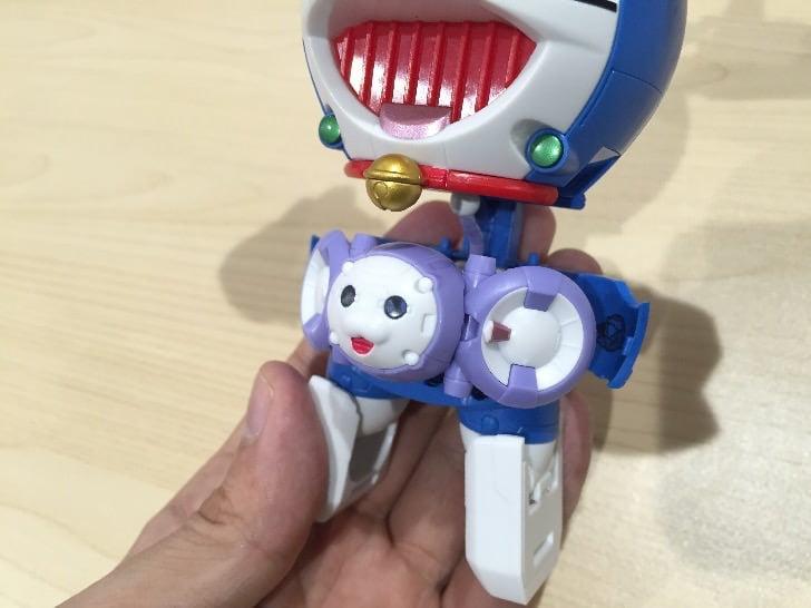 Chogokin chogattai sf robot fujiko f fujio characters 37