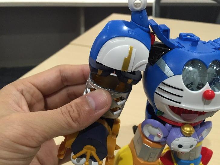 Chogokin chogattai sf robot fujiko f fujio characters 39