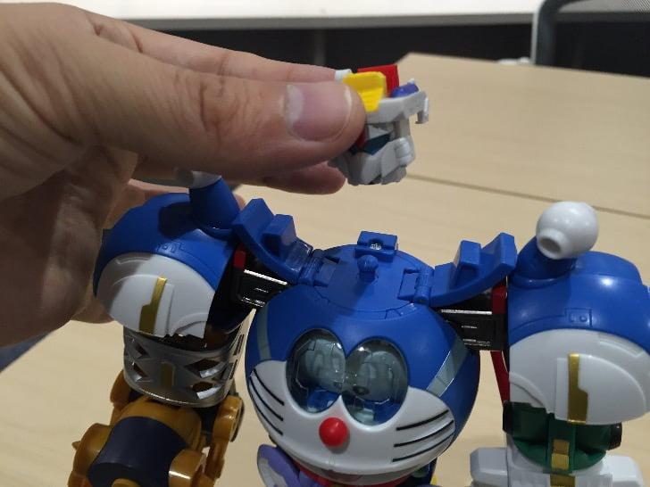 Chogokin chogattai sf robot fujiko f fujio characters 41