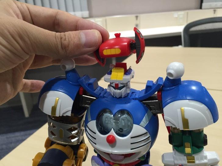 Chogokin chogattai sf robot fujiko f fujio characters 42