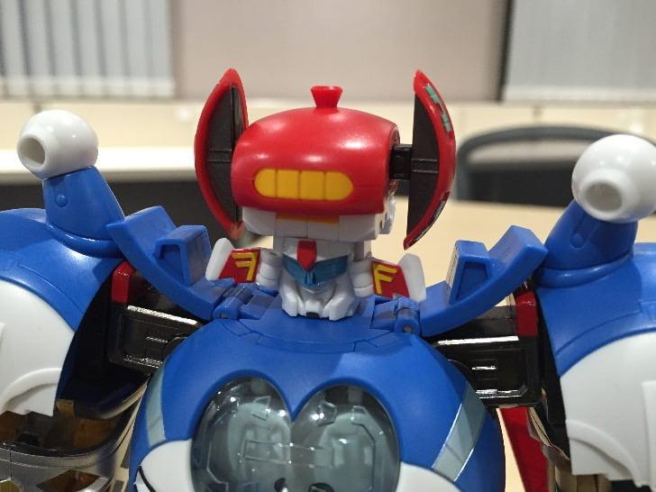 Chogokin chogattai sf robot fujiko f fujio characters 43