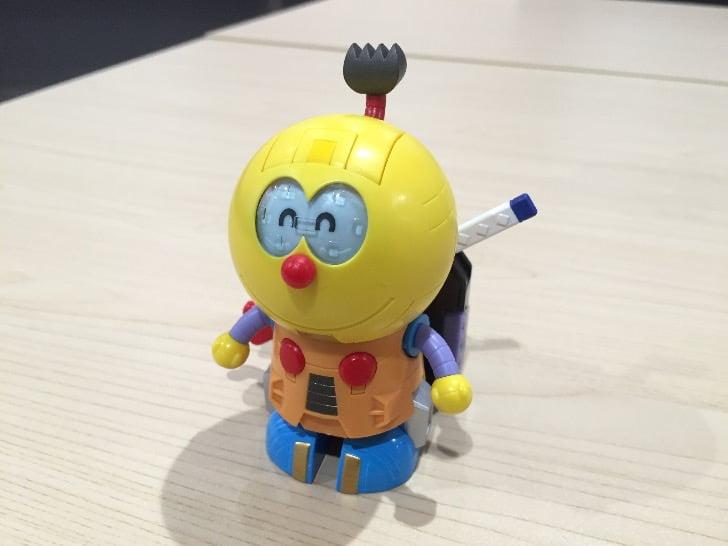 Chogokin chogattai sf robot fujiko f fujio characters 8