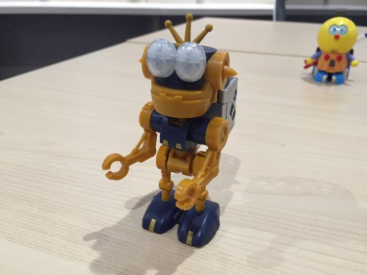 Chogokin chogattai sf robot fujiko f fujio characters 9