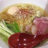 西新宿の奥にある、すっきり鶏だしらーめんの名店「麺屋 翔」TKGもあるでよ