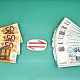 空港での外貨両替は手数料高すぎ。一定額以上の米ドル、ユーロ等両替ならマネーパートナーズ口座を使うと得だ!