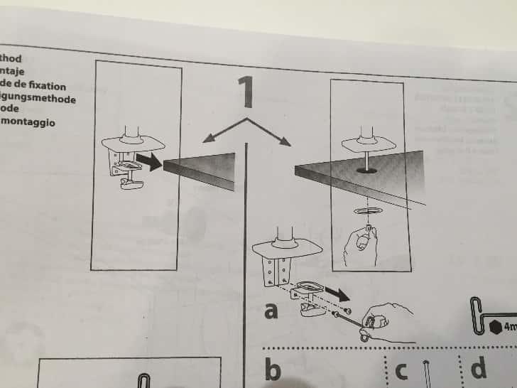 Ergotron desk mount arm 3