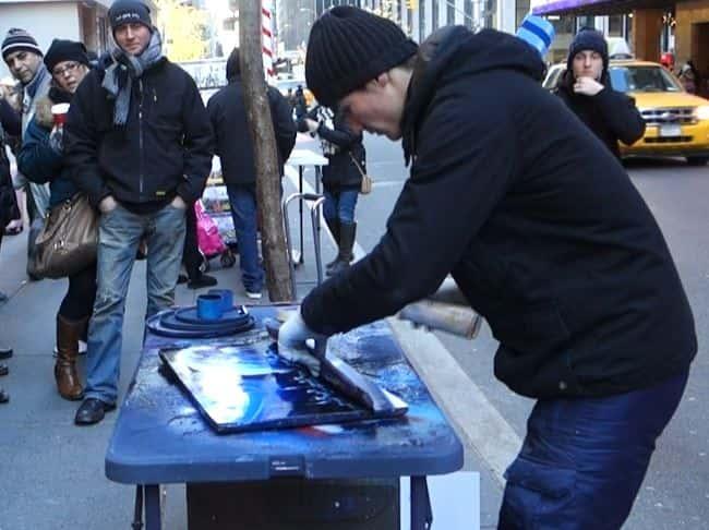 Newyork spray art 5