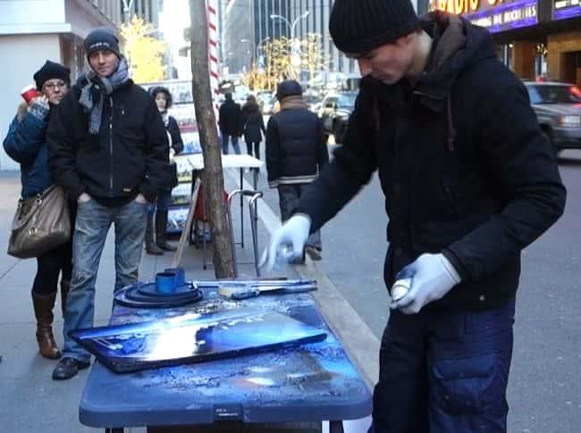 Newyork spray art 6