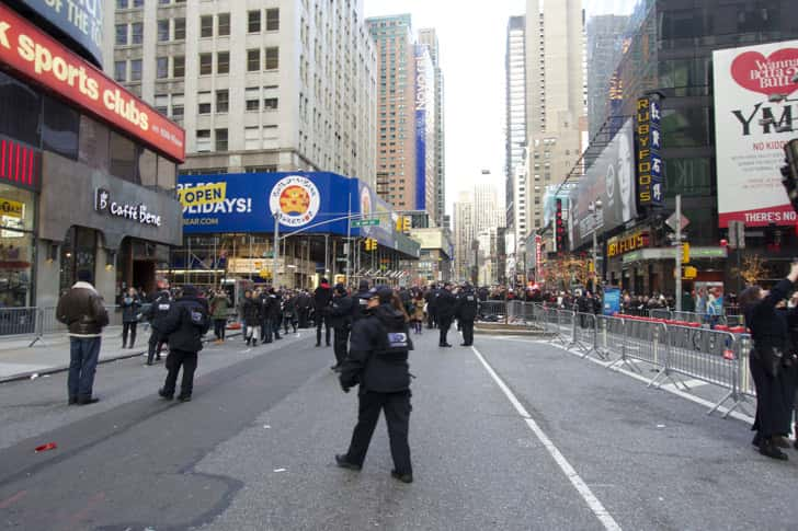 Ny timessquare countdown pictures 11