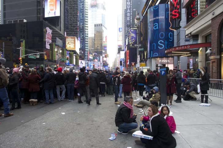 Ny timessquare countdown pictures 13