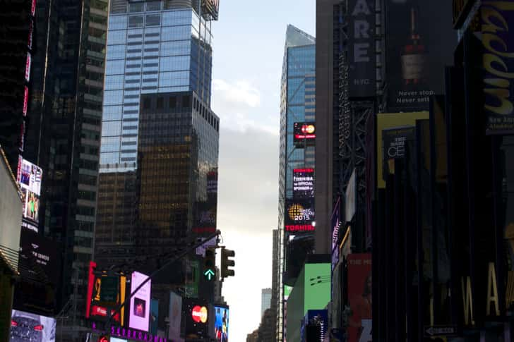 Ny timessquare countdown pictures 14