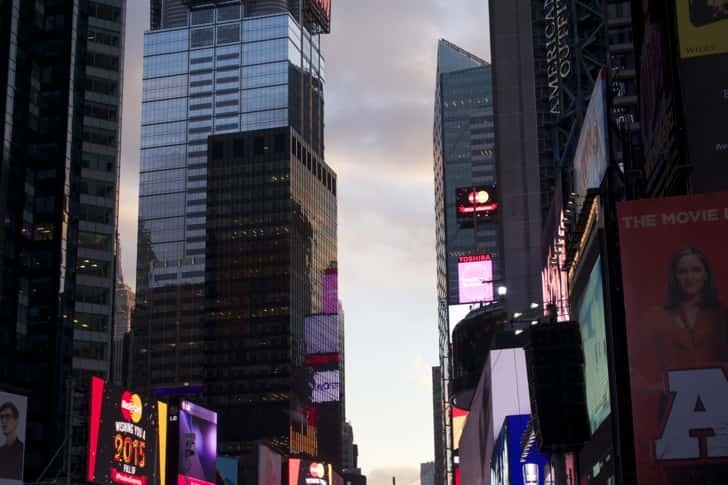 Ny timessquare countdown pictures 19