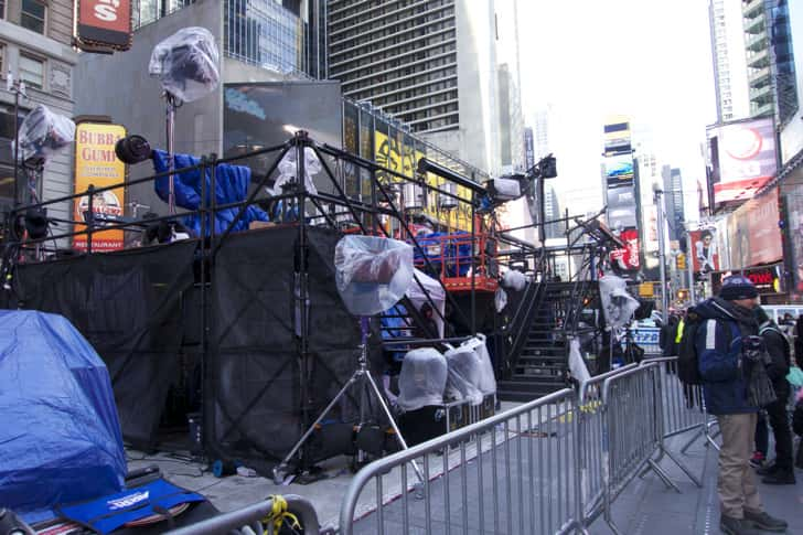 Ny timessquare countdown pictures 2