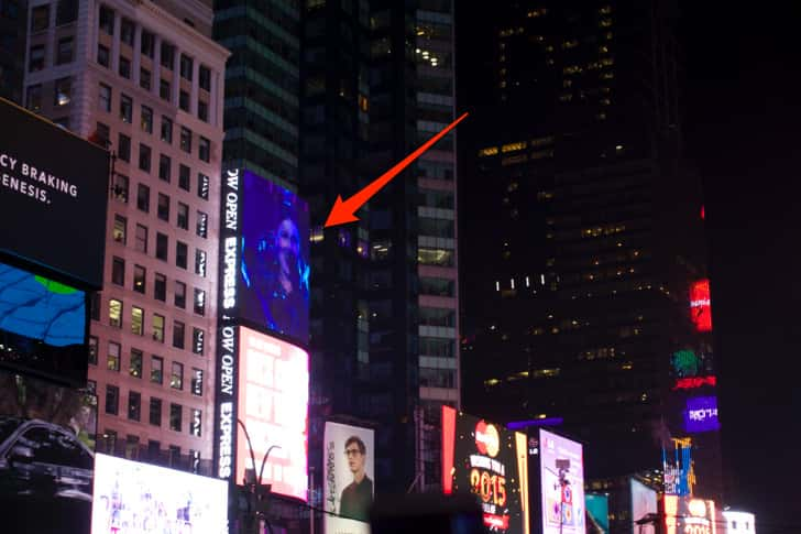 Ny timessquare countdown pictures 24
